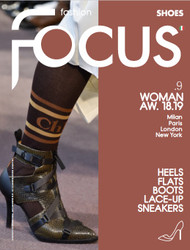 Fashion Focus Woman Shoes Subscription (PRINT EDITION)