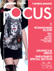 Fashion Focus T-Shirt Woman+Man (PRINT EDITION)