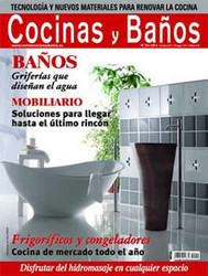Cocinas Y Banos Magazine Subscription (Spain) - 12 iss/yr