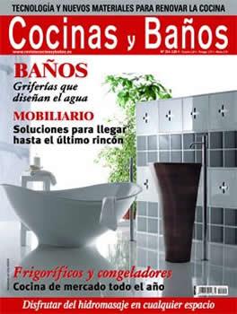 Cocinas Y Banos Magazine Subscription (Spain) - 12 iss/yr