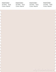 PANTONE SMART 11-1005X Color Swatch Card, Bridal Blush