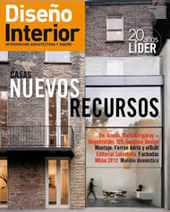 Diseno Interior Magazine Subscription (Spain) - 12 iss/yr
