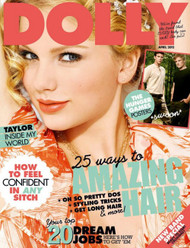 Dolly Magazine Subscription (Australia) - 12 iss/yr