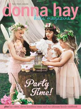 Donna Hay Kids Magazine Subscription (Australia) - 1 iss/yr