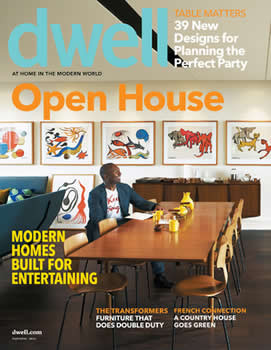 dwell at home in the modern world magazine