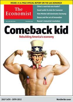 Economist Magazine Subscription (US) - 51 iss/yr