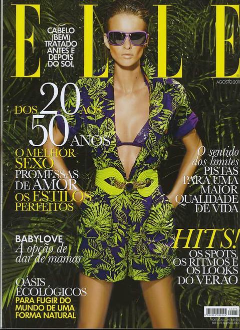 Elle Magazine Subscription (Portugal) - 12 iss/yr