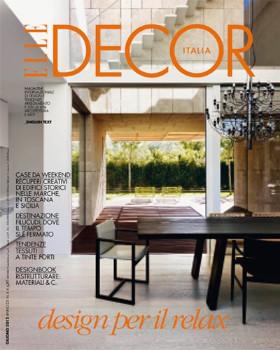 Elle Decor Magazine Subscription (Italy) - 10 iss/yr