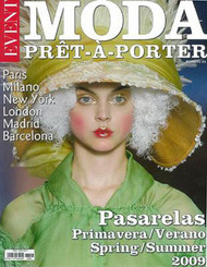 Event Moda Pret A Porter Magazine Subscription (Spain) - 2 iss/yr