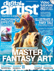 Fantasy Artist Magazine Subscription (UK) - 13 iss/yr