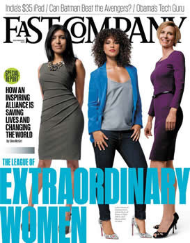 Fast Company Magazine Subscription (US) - 10 iss/yr