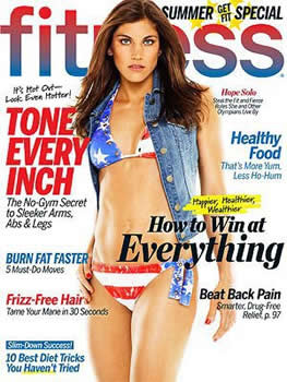Fitness Magazine Subscription (US) - 10 iss/yr