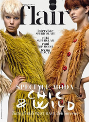 Flair Magazine Subscription (Italy) - 12 iss/yr