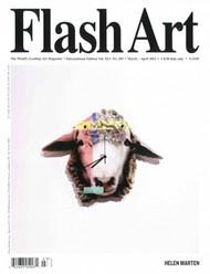 Flash Art Magazine Subscription (Italy) - 6 iss/yr