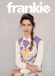 Frankie Magazine Subscription (Australia) - 6 iss/yr