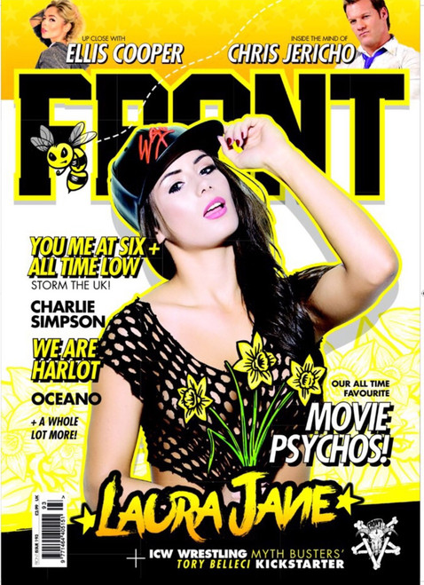 Front Magazine Subscription (UK) - 12 iss/yr
