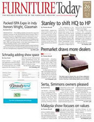Furniture Today Magazine Subscription (US) - 52 iss/yr