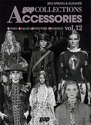 Gap Collections Accessories Magazine Subscription (Japan) - 2 iss/yr