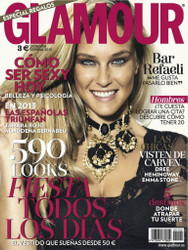 Glamour Magazine Subscription (Spain) - 12 iss/yr