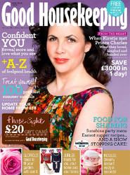 Good Housekeeping Magazine Subscription (UK) - 12 iss/yr