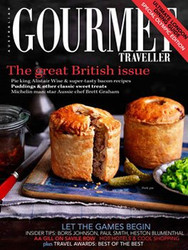 Gourmet Traveller Magazine Subscription (Australia) - 12 iss/yr