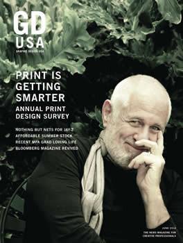 Graphic Design - USA Magazine Subscription (US) - 10 iss/yr