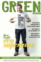 Green Magazine Subscription (UK) - 4 iss/yr