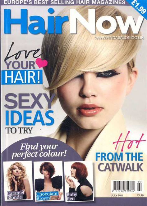 Hair Now Magazine Subscription (UK) - 8 iss/yr