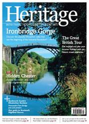 Heritage Homes Magazine Subscription (UK) - 12 iss/yr