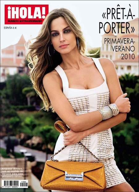 Hola Pret-A-Porter Magazine Subscription - 2 iss/yr