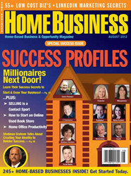 Home Business Magazine Subscription (US) - 6 iss/yr