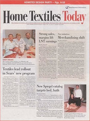 Home Textiles Today Magazine Subscription (US) - 50 iss/yr