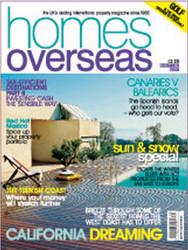 Homes Overseas Magazine Subscription (UK) - 12 iss/yr