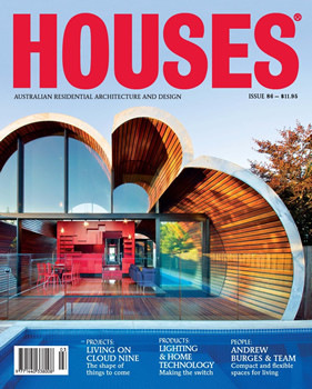 Houses Magazine Subscription (Australia)   6 Iss/yr