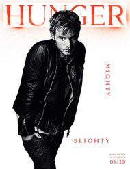 Hunger Magazine Subscription (UK) via air - 2 iss/yr