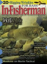 In Fisherman - Journal Of Freshwater Fishing Magazine Subscription (US) - 8 iss/yr