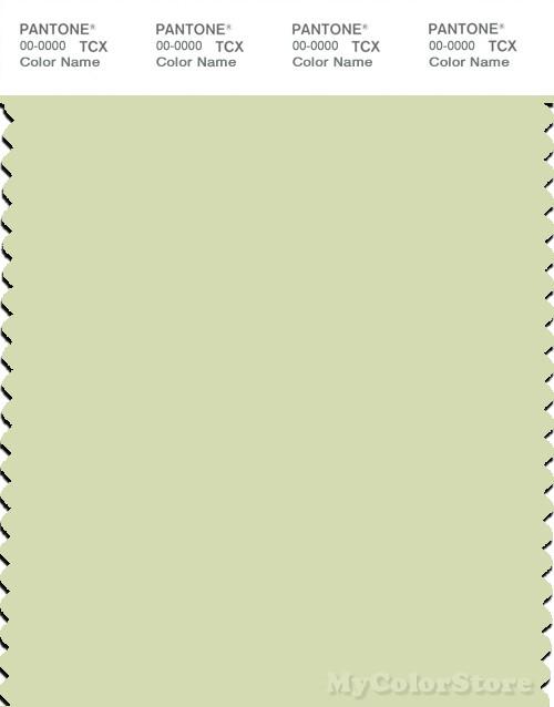 PANTONE SMART 12-0315X Color Swatch Card, White Jade