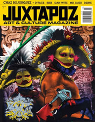 Juxtapoz Magazine Subscription (US) - 12 iss/yr