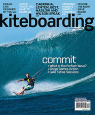 Kiteboarding Magazine Subscription (US) - 6 iss/yr
