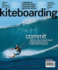 Kiteboarding Magazine Subscription (US) - 6 iss/yr