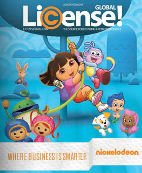 License Magazine Subscription (US) - 12 iss/yr