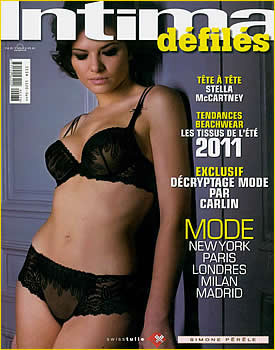Linea Intima Magazine Subscription (France) - 4 iss/yr