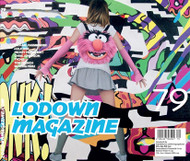 Lodown Magazine Subscription (UK) - 5 iss/yr