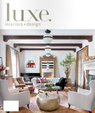 Luxe Interiors and Design Magazine Subscription (US) - 4 iss/yr