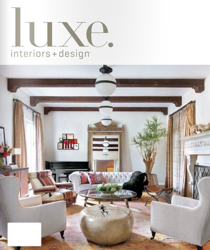 Luxe Interiors And Design Magazine Subscription (US)   4 Iss/yr