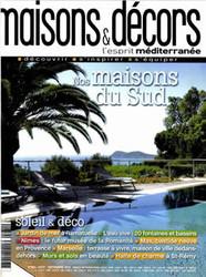 Maison Decor Mediter Magazine Subscription (France) - 6 iss/yr