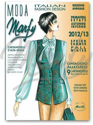 Marfy Magazine Subscription (Italy) - 1 iss/yr