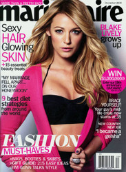 Marie Claire Magazine Subscription (US) - 12 iss/yr