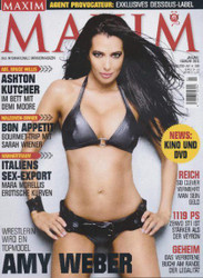 Maxim Magazine Subscription (Germany) - 12 iss/yr
