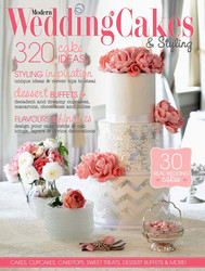 Modern Wedding Cakes Magazine Subscription (Australia) - 1 iss/yr